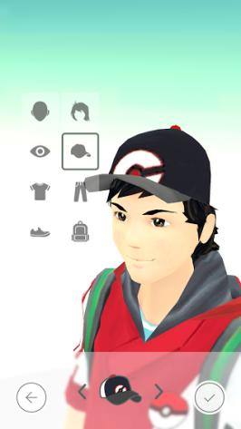Avatar de Pokémon GO Beta