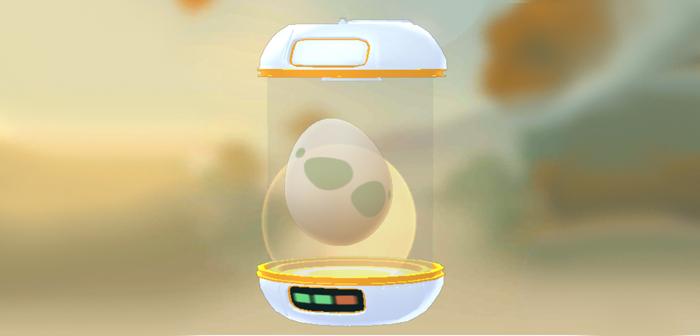 Dicas para chocar ovos mais rápido no Pokémon GO